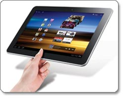 Samsung Galaxy Tab 10.1-Inch (16 GB) Product Shot