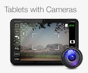 tablets with camera