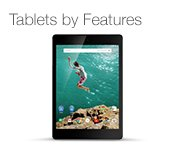 Tablet by Features