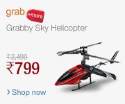 Grabby Sky Helicopter