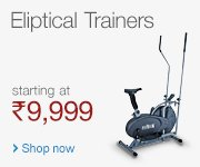 Eliptical Trainers
