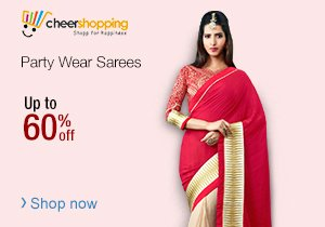 Party%20wear%20sarees%20by%20cheer%20shopping