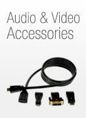 Audio & Video Accessories