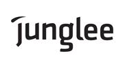 JungleeBnWLogoWhite