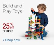 Build and Play Toys