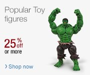Popular Toy Figures