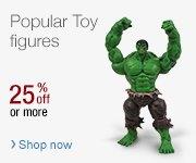 Popular Toy Figures