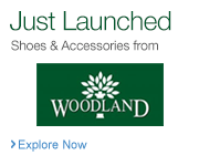 Woodland Launch on Junglee.com