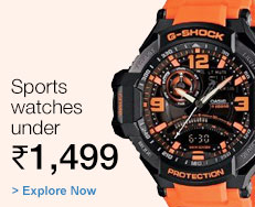 Sports Watches under 1499