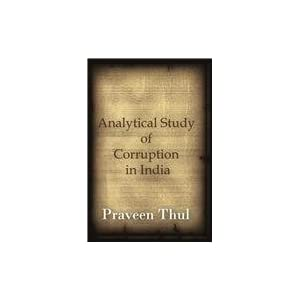 Analytical Study Of Corruption In India