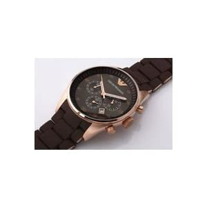 Emporio Armani AR 5891 Chronograph Women Ladies Wrist Watch
