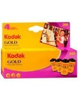 8 Rolls of Kodak Gold 200 35mm 24 Exp Film