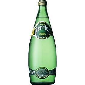 【クリックで詳細表示】Perrier(ペリエ) 750ml×12本 [正規輸入品]: 食品・飲料・お酒 通販