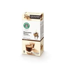 スターバックス オリガミドリップコーヒー エスプレッソロースト 6個