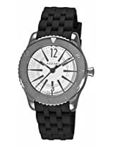 Azzaro Coastline White Dial Rubber Mens Watch Az2200.12Ab.010