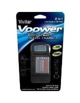 Vivitar SCALLMINI Wireless International Charger - Retail Packaging - Black