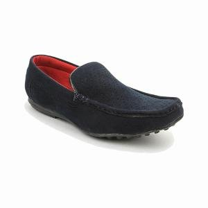 Bacca Bucci Men's Blue Loafers