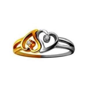 Ag Real AGSR0121-16 Diamond Ring