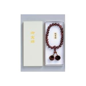 【クリックで詳細表示】サクラクレパス雲州堂UN-21念珠縞紫壇珠-30236