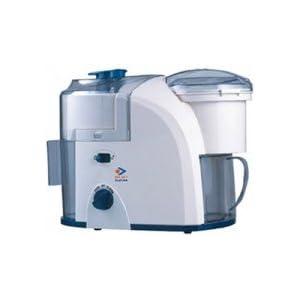 Bajaj Platini PX61J 0.65-Litre 280-Watt Juice Extractor Cum Slush Maker