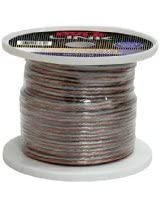 Pyle PSC12500 12-Gauge 500-Feet Spool of High Quality Speaker Zip Wire