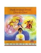 Deepak's Diwali in Polish and English (Celebrating Festivals)
