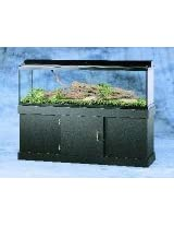 Perfecto Manufacturing APF10556 55-Gallon Aquarium Tank, 48 by 13 by 20-Inch, Black