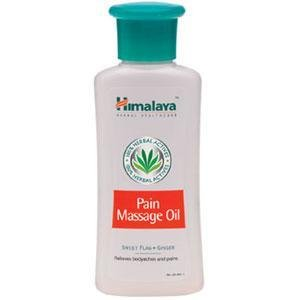 Pain Massage Oil