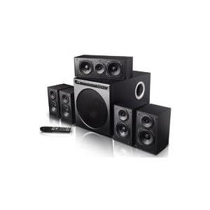 Edifier DA5000 Pro 5.1 Speakers / Home Theater / 108W RMS/ Remote Control (Black)