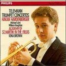 輸入盤CD ハーデンベルガー(トランペット) テレマン:トランペット協奏曲ほかのAmazonの商品頁を開く
