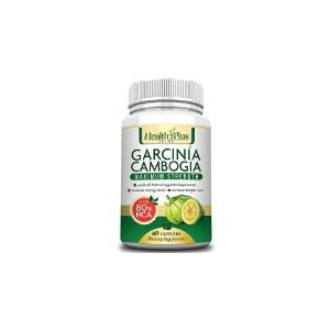 Garcinia Cambogia Fruit Extract With Pure 65% Hca - 60 Ultra Premium Appetite Suppressant / Weight L...