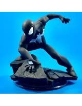 Disney Infinity Marvel Super Heroes (2.0 Edition) Spider-Man Black Costume Figure