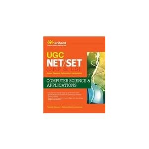 UGC-CSIR NET (JRF & LS)Computer Science & Applications (Old Edition)