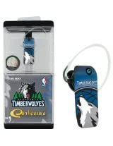 Earloomz SL-456 Timberwolves - Bluetooth Headset - Retail Packaging - Grey