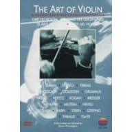 モンサンジョン製作 DVD『アート・オブ・ヴァイオリン』商品写真