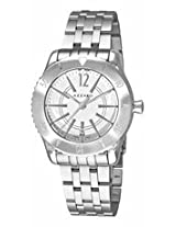 Azzaro Coastline White Dial Stainless Steel Mens Watch Az2200.12Am.010