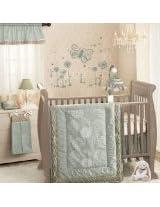 Lambs & Ivy 5 Piece Bedding Set, Tiffany