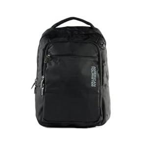 American Tourister - Laptop Backpack CITI PRO PR 704 - BLACK