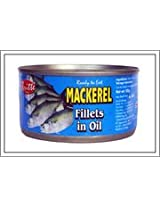 Britte Boiled Mackeral Fish With Refined Oil 185 Grams