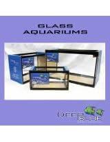 Deep Blue Professional 11010 Glass Standard Aquarium Tank, 10-Gallon