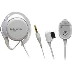 audio-technica ATH-Q66T WH 携帯用イヤフィットヘッドホン