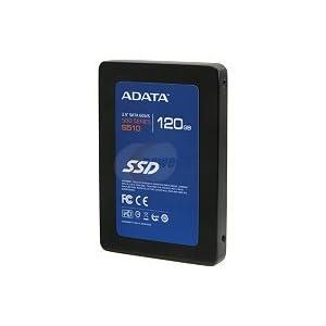 【クリックで詳細表示】A-DATA SSD S510シリーズ 2.5インチ 120GB SATA6.0Gb/s AS510S3-120GM-C