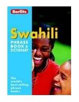 Swahili Berlitz Phrase Book (Berlitz Phrasebooks)