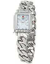 Michele Deco Mini Id Bracelet Watch Mww06D000085
