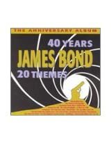 40 Years James Bond 20 Themes