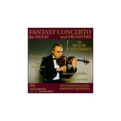 Fantasy Concerto for Violin & Orchestra