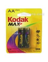KodakAA 1.5v Alkaline Battery (2-Pack)