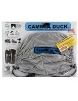 Camera Duck SLRS Standard SLR / DSLR Cover with Warmer Packs (Silver)