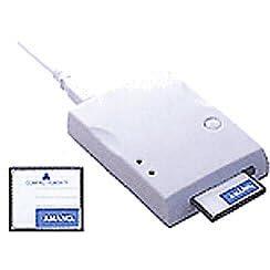 【クリックで詳細表示】アマノ TimeP@CK CFライター ACF-10 ACF-10: パソコン・周辺機器