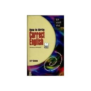 How to Write Correct English (Applied English Grammar)